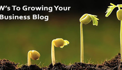 Small business blogging seo