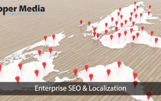 Localization Enterprise SEO