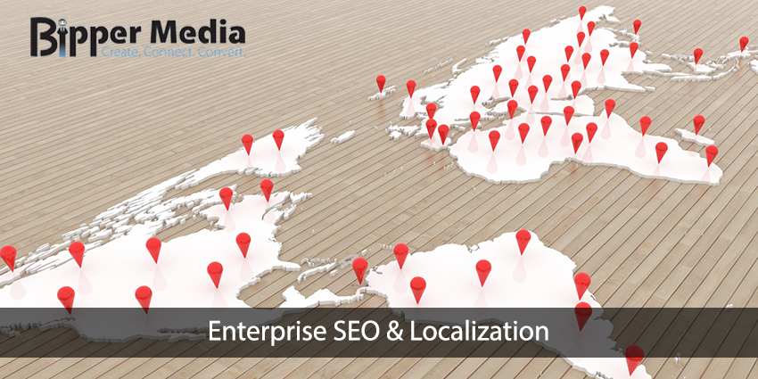 Localization Enterprise SEO