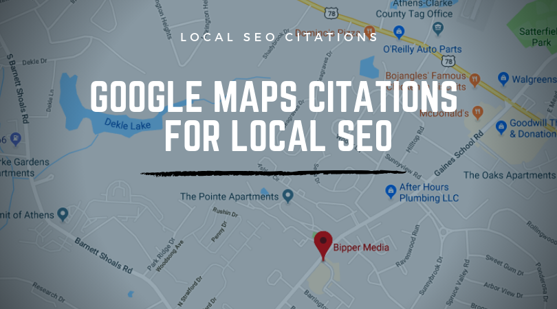 Google Maps Citations for Local SEO