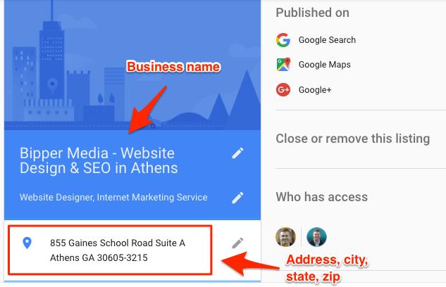 Rank Higher Google Maps