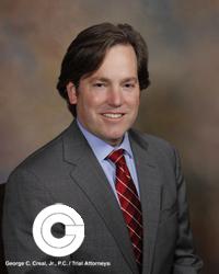 Attorney George C. Creal Jr.