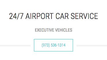 Ewr Newark Airport Limousine Taxi Service Nj